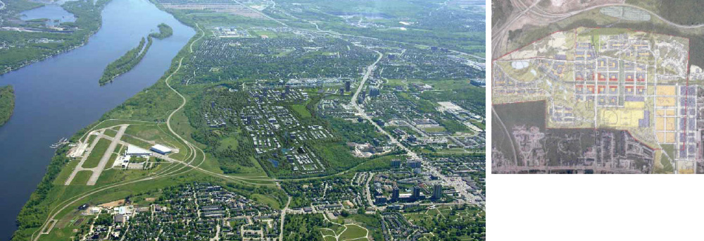 Ontario Military Base Military Base Residential