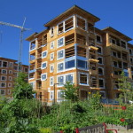 Six-storey wood frame, Vancouver (NBLC)